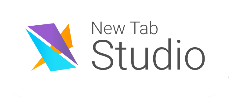 New Tab Studio